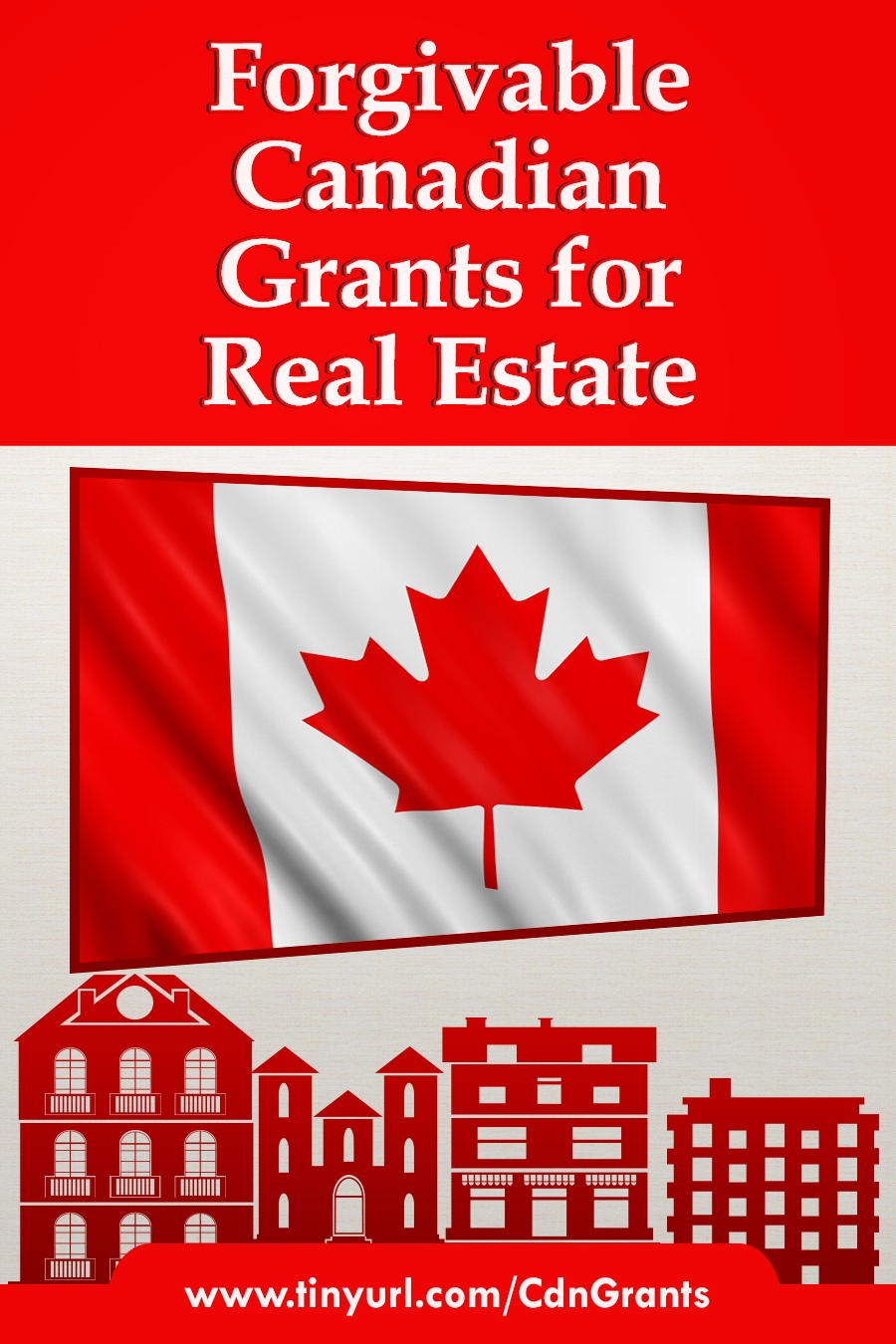 Flipping4Profit, Canadian Real Estate Investment Seminar, Real Estate Investors Training, Government Grants Canada,  Forgivable Canadian grants, business grants, Government Grants, Real estate grants, Forgivable grants