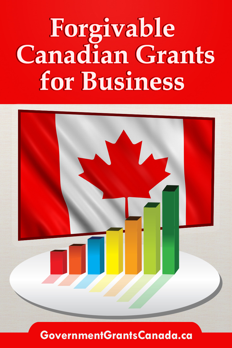 Forgivable Canadian grants for business