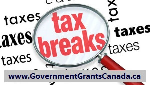 Canadian small-business tax credits