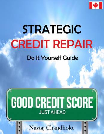 Credit Repair Do It Yourself Guide: