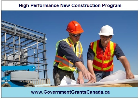 High performance new construction program