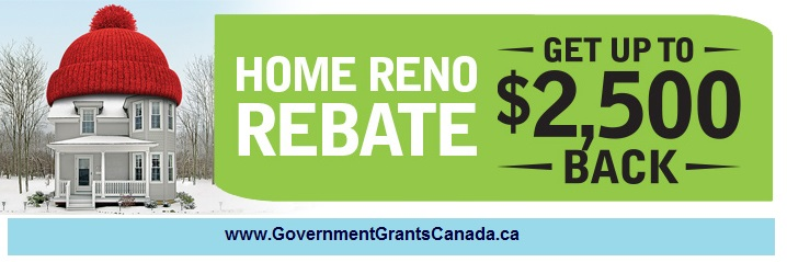Home Reno Rebate