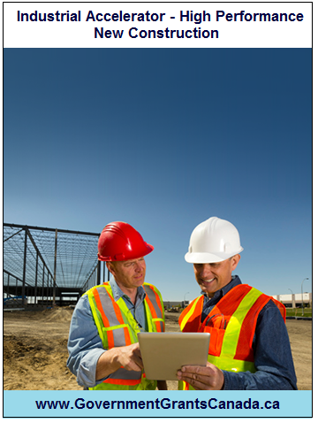 Industrial Accelerator - High Performance New Construction