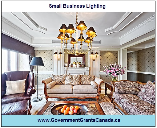Small Business Lighting