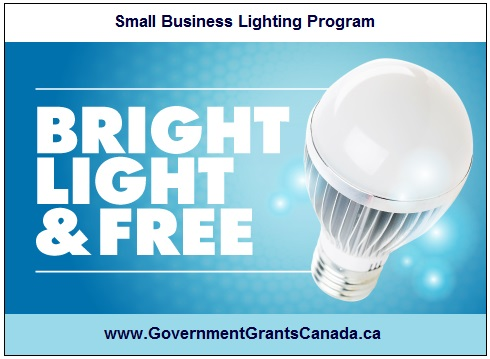 Small Business Lighting Program