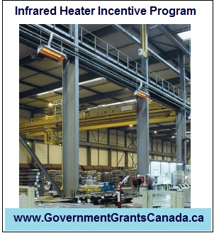 Space Heating Programs - Infrared Heater Incentive Program