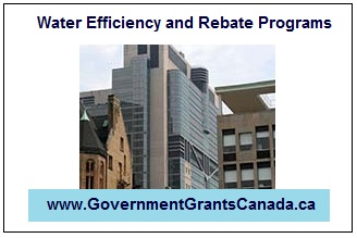 Water Efficiency and Rebate Programs