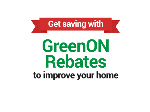 GreenON Rebates for Ground-Source Heat Pumps