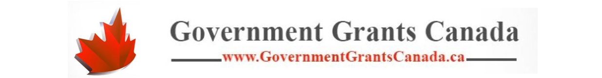 Government Grants Canada Logo